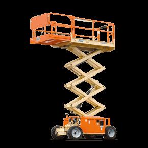 Piattaforme verticali diesel