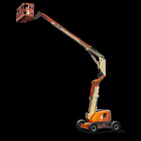Piattaforme a braccio articolato diesel